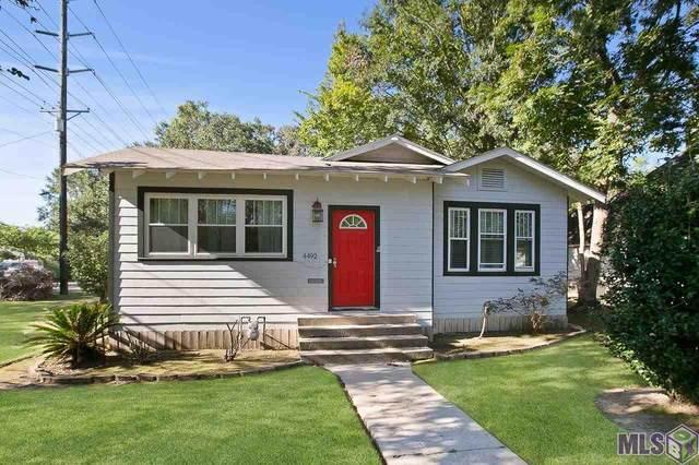 4492 Hyacinth, Baton Rouge, LA 70808 (#2021014990) :: David Landry Real Estate