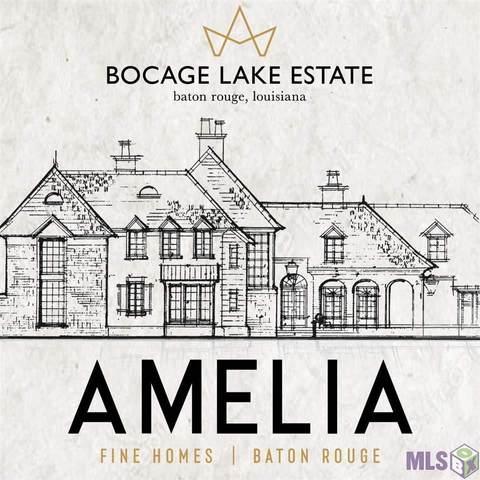 99 Bocage Lake Dr, Baton Rouge, LA 70809 (#2021015246) :: Patton Brantley Realty Group