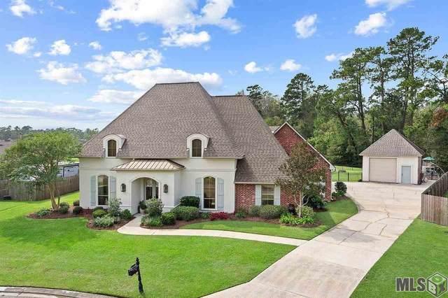 13965 Creekstone Ave, Denham Springs, LA 70726 (#2021015691) :: David Landry Real Estate
