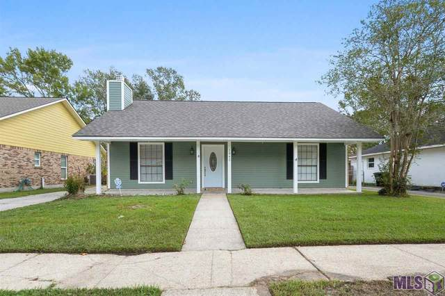 3943 Country Way Dr, Baton Rouge, LA 70816 (#2021015816) :: The Fields Group