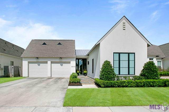 2840 Lexington Lakes Ave, Baton Rouge, LA 70810 (MLS #2021015897) :: United Properties