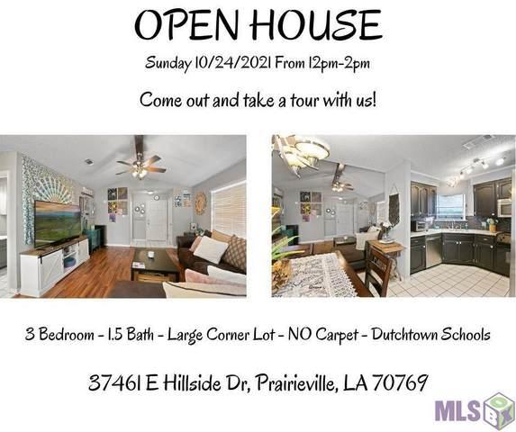 37461 E Hillside Dr, Prairieville, LA 70769 (#2021016403) :: RE/MAX Properties