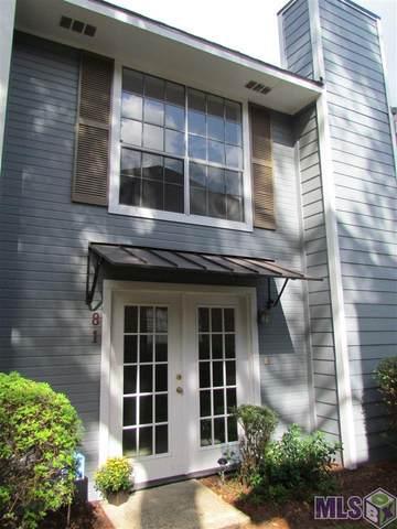 81 Brent Ct #81, Baton Rouge, LA 70808 (MLS #2021016506) :: United Properties