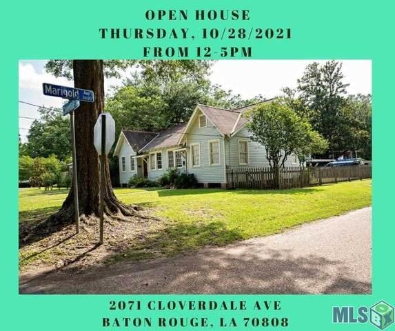 2071 Cloverdale Ave, Baton Rouge, LA 70808 (MLS #2021016523) :: United Properties