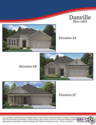 21349 Hayfield Dr, Zachary, LA 70791 (#2018010310) :: Smart Move Real Estate