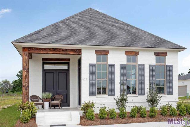 4781 Claremont Ave, Gonzales, LA 70737 (#2018017035) :: Smart Move Real Estate