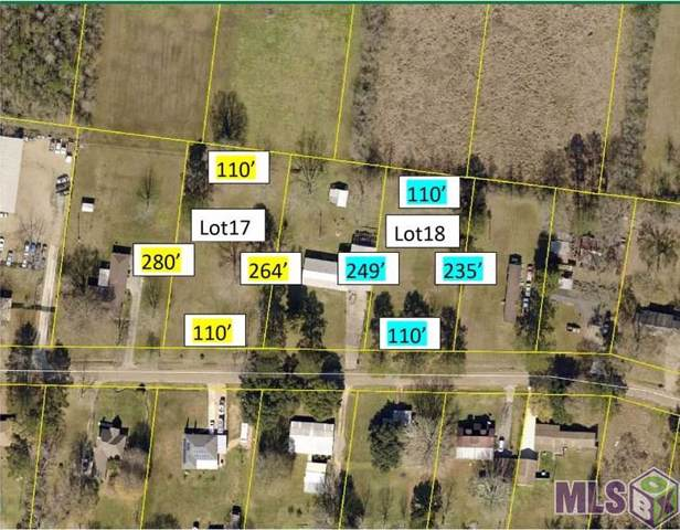 2752 Rush St, Slaughter, LA 70777 (#2019001403) :: Patton Brantley Realty Group