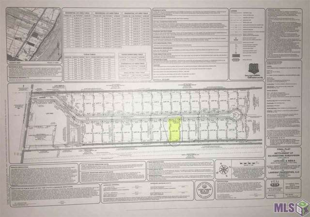 Lot 26 Silverstone Ave, Brusly, LA 70767 (#2019002270) :: Patton Brantley Realty Group