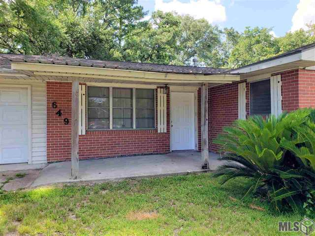 649 Staring Ln, Baton Rouge, LA 70808 (#2019011028) :: Darren James & Associates powered by eXp Realty