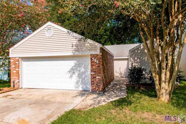 366 Stoney Creek Ave, Baton Rouge, LA 70808 (#2019013658) :: Smart Move Real Estate