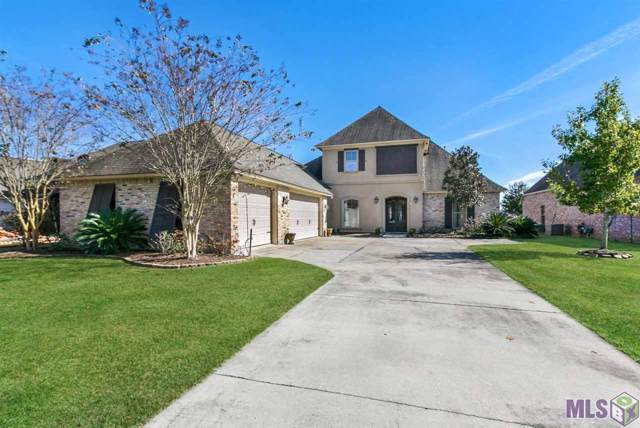 15070 W Lakefront Dr, Gonzales, LA 70737 (#2019019234) :: Darren James & Associates powered by eXp Realty