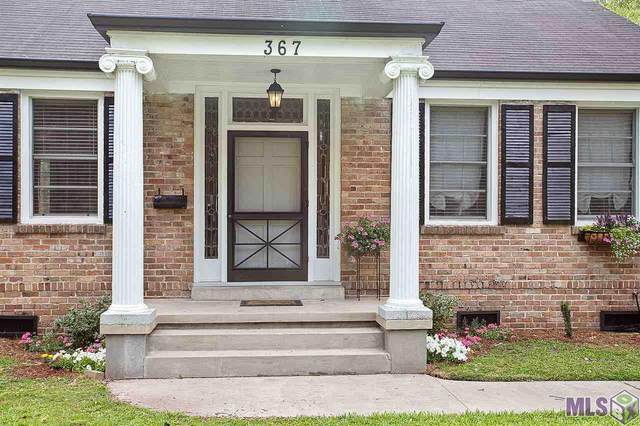 367 S Donmoor Ave, Baton Rouge, LA 70806 (#2020000259) :: Darren James & Associates powered by eXp Realty