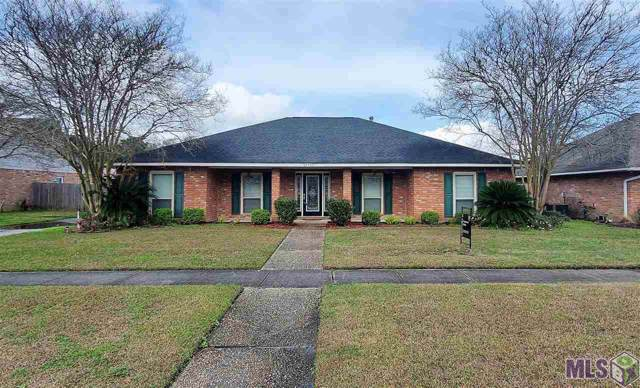 15733 Woodmoss Dr, Baton Rouge, LA 70816 (#2020000678) :: Patton Brantley Realty Group