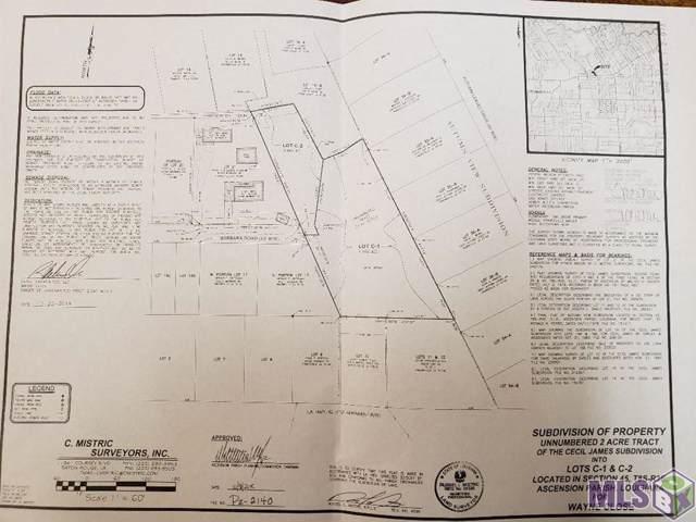 40244 La Hwy 42, Prairieville, LA 70769 (#2020000926) :: Patton Brantley Realty Group