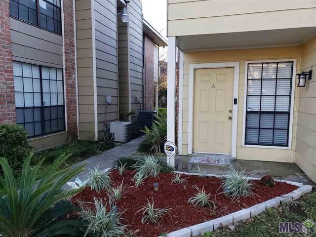 10203 Ballina Ave A, Baton Rouge, LA 70815 (#2020000946) :: Darren James & Associates powered by eXp Realty