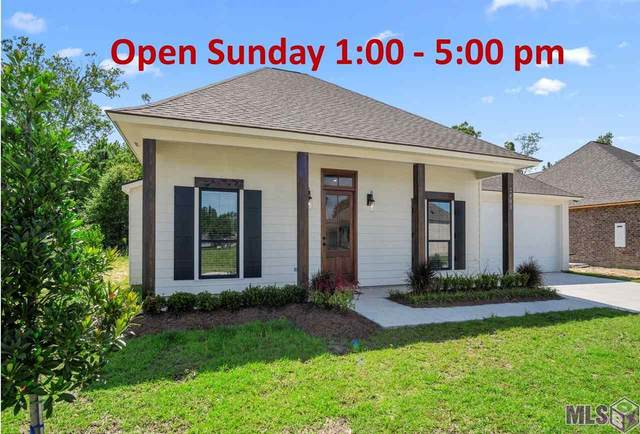 2805 Louis Marie Ave, Gonzales, LA 70737 (#2020000967) :: Darren James & Associates powered by eXp Realty