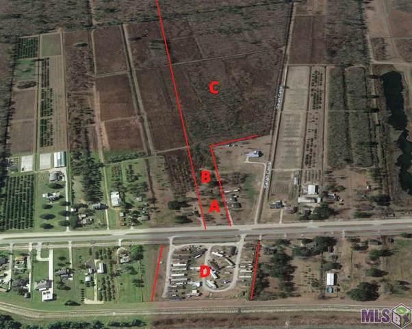 137 W Oak Grove Ln, Belle Chasse, LA 70037 (#2020003099) :: Patton Brantley Realty Group