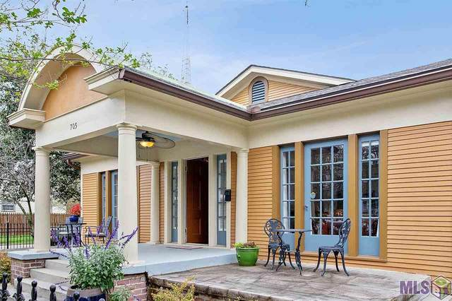 705 Napoleon St, Baton Rouge, LA 70802 (#2020004543) :: Darren James & Associates powered by eXp Realty