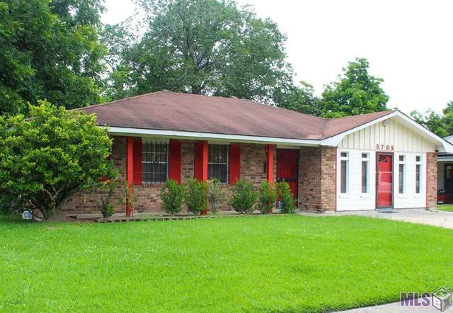 6769 Bluegrass Dr, Baton Rouge, LA 70811 (#2020007198) :: Smart Move Real Estate