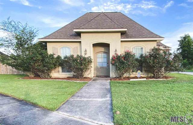 6901 Lakecrest Dr, Zachary, LA 70791 (#2020007592) :: The W Group with Keller Williams Realty Greater Baton Rouge