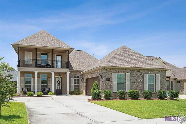 2931 Garden Gate Ave, Zachary, LA 70791 (#2020008504) :: The W Group with Keller Williams Realty Greater Baton Rouge