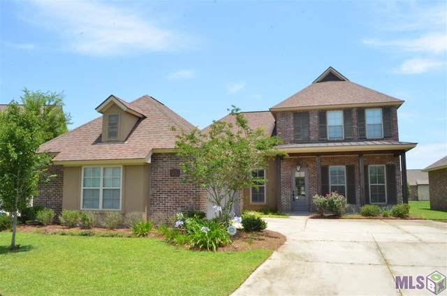 3072 Garden Gate Ave, Zachary, LA 70791 (#2020008793) :: The W Group with Keller Williams Realty Greater Baton Rouge