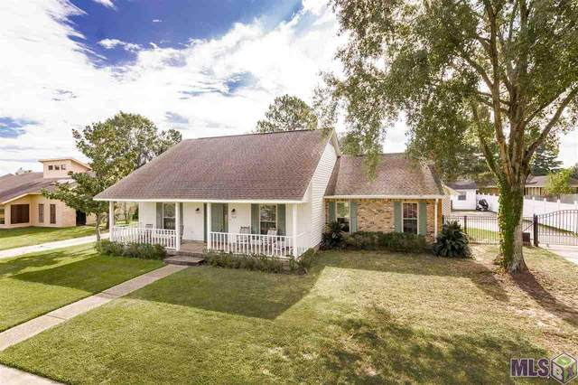 7613 John Newcombe Ave, Baton Rouge, LA 70810 (#2020011339) :: Patton Brantley Realty Group