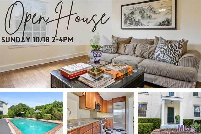 2625 Edward Ave Condo, Baton Rouge, LA 70808 (#2020014632) :: David Landry Real Estate