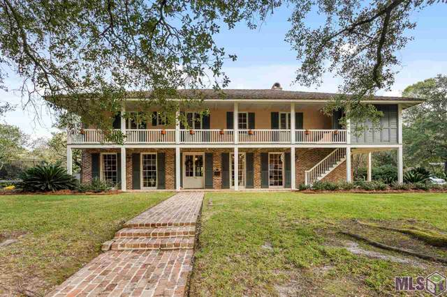 7055 Richards Dr, Baton Rouge, LA 70809 (#2020016733) :: David Landry Real Estate