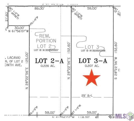 LOT 3 SQ 41 Hyacinth Ave, Baton Rouge, LA 70808 (#2020017875) :: Patton Brantley Realty Group