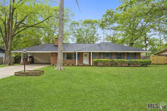 564 Summit Ridge Dr, Baton Rouge, LA 70815 (#2020019539) :: Smart Move Real Estate