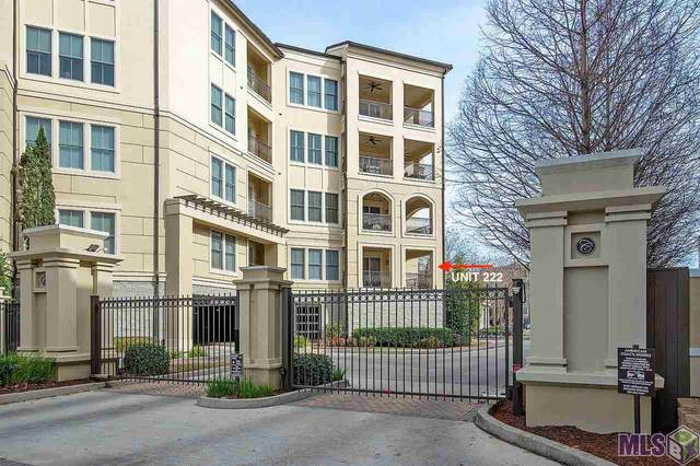 990 Stanford Ave #222, Baton Rouge, LA 70808 (#2021000558) :: The W Group