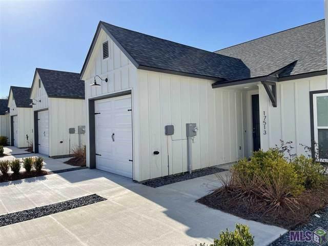 17509 Comfort Blvd #15, Baton Rouge, LA 70817 (#2021002999) :: RE/MAX Properties