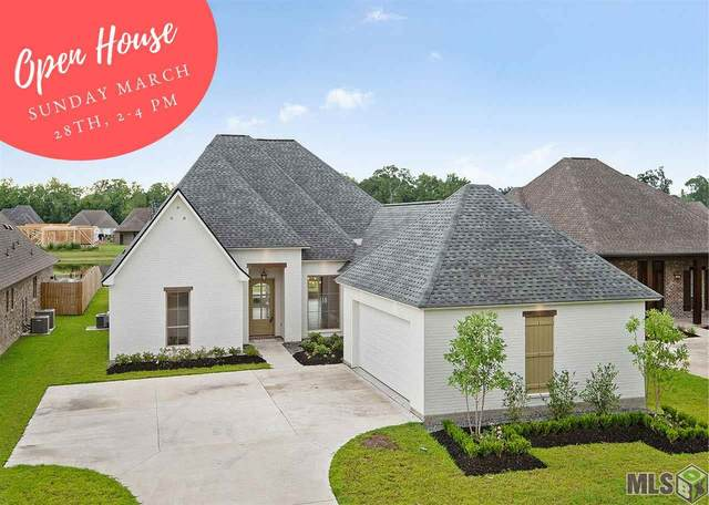37392 Whispering Hollow Ave, Prairieville, LA 70769 (#2021003892) :: The W Group