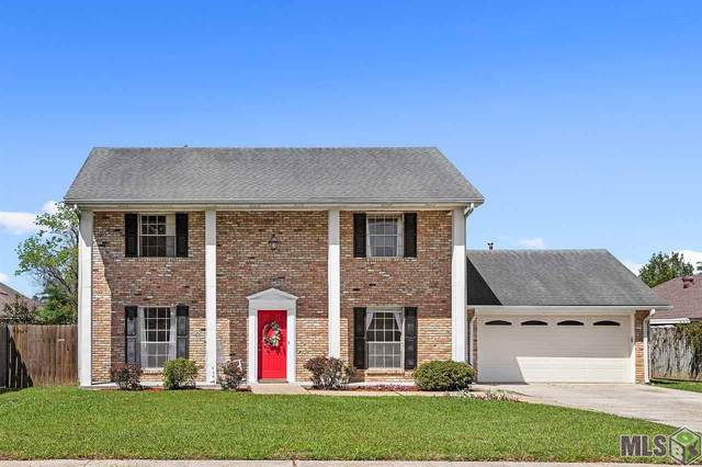 10027 Hillyard Ave, Baton Rouge, LA 70809 (#2021004653) :: The W Group