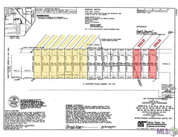 814 S Audubon Place Ave, Gonzales, LA 70737 (#2021005092) :: Darren James & Associates powered by eXp Realty