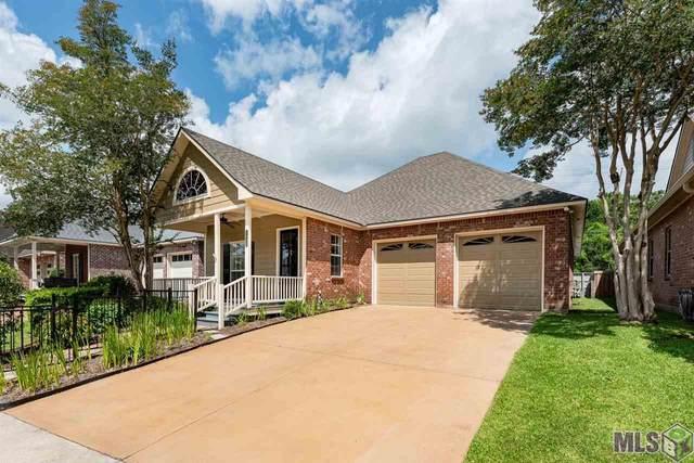 2932 Wildflower Ln, Baton Rouge, LA 70809 (#2021010107) :: RE/MAX Properties