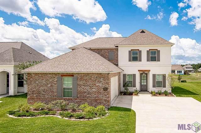 13373 Belle Prairie Dr, Geismar, LA 70734 (#2021011997) :: David Landry Real Estate