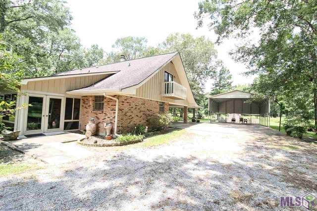 10447 Woodland View Dr, Greenwell Springs, LA 70739 (#2021012317) :: Darren James & Associates powered by eXp Realty