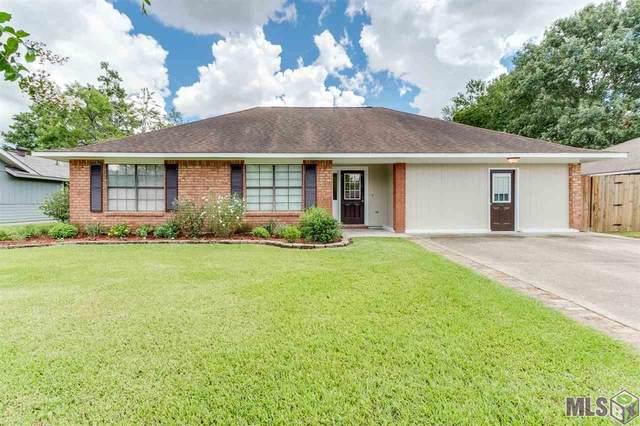 9915 Hawthorne Dr, Baton Rouge, LA 70809 (#2021013328) :: Patton Brantley Realty Group