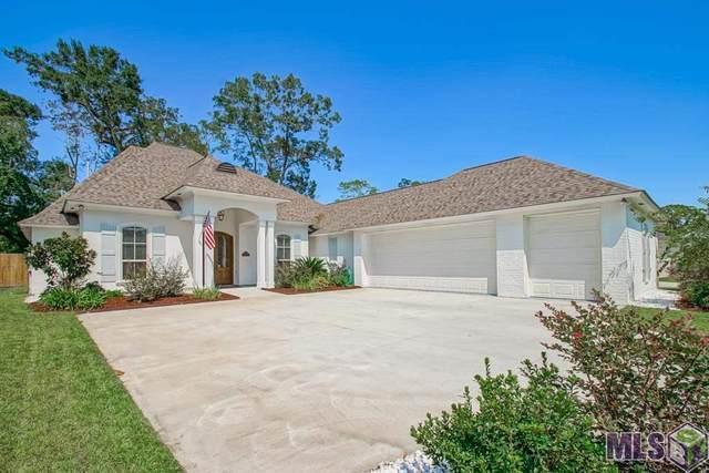 37534 Cypress Hollow Ave, Prairieville, LA 70769 (#2021014303) :: David Landry Real Estate