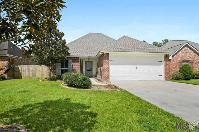 40342 Creek Bend Dr, Gonzales, LA 70737 (#2021014439) :: David Landry Real Estate