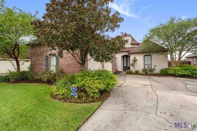 8570 Foxfield Dr, Baton Rouge, LA 70809 (#2021015445) :: David Landry Real Estate