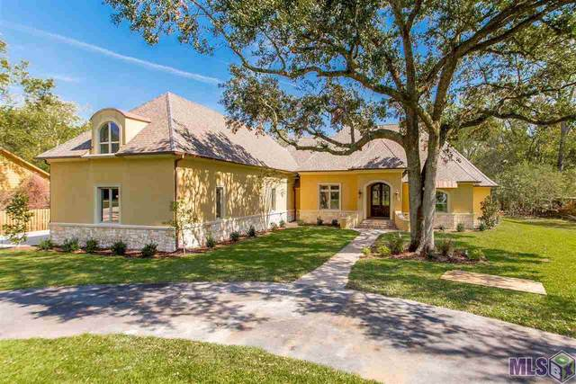 14172 Ridge Rd, Prairieville, LA 70769 (MLS #2021016311) :: United Properties