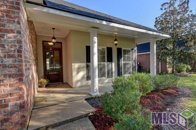 42180 Norwood Rd, Gonzales, LA 70737 (#2018002190) :: Patton Brantley Realty Group