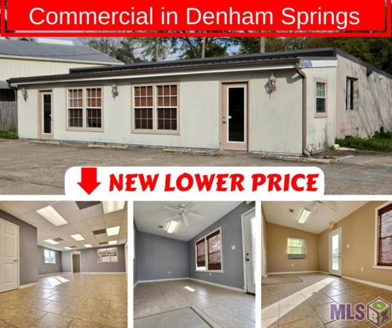 9106 Cockerham Rd, Denham Springs, LA 70726 (#2018004138) :: Darren James & Associates powered by eXp Realty