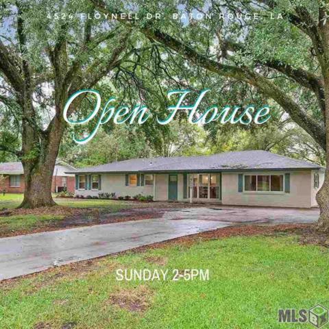 4524 Floynell Dr, Baton Rouge, LA 70809 (#2018018009) :: Darren James & Associates powered by eXp Realty
