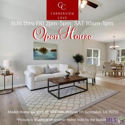 615 Pine Hollow Dr, Gonzales, LA 70737 (#2018018926) :: Smart Move Real Estate