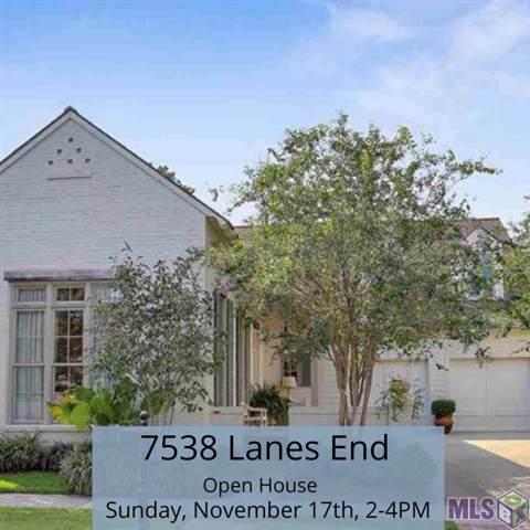 7538 Lanes End, Baton Rouge, LA 70810 (#2019015966) :: Patton Brantley Realty Group
