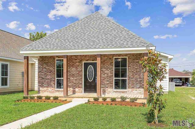 523 S Iberville Ave, Gonzales, LA 70737 (#2019019787) :: Smart Move Real Estate